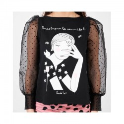 "Camiseta Anabel Lee ""Luz"""